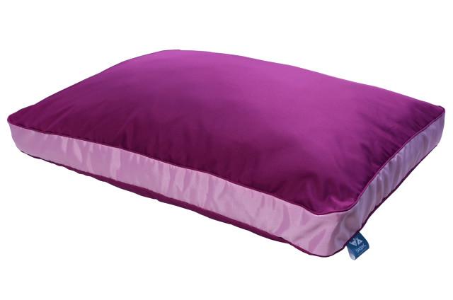 poducha purplepink