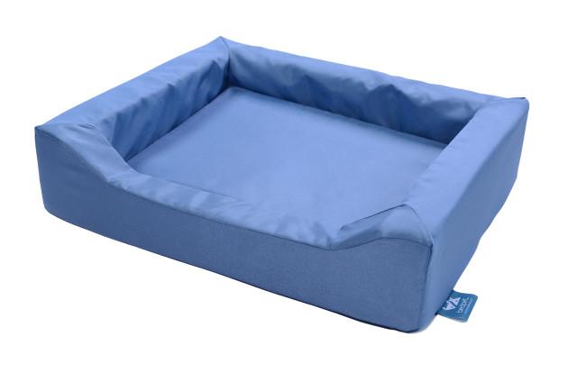 sofa baby blue