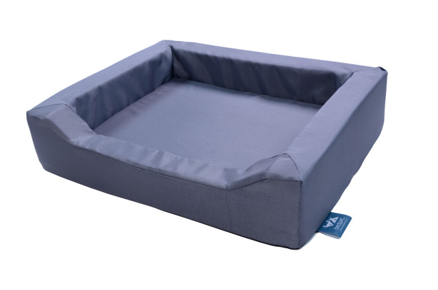 sofy silver grey